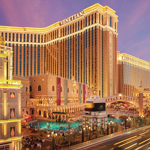 The Venetian Resort Las Vegas & Venezia