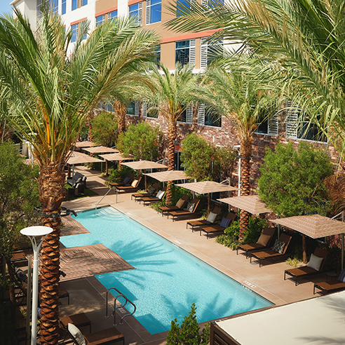 Hyatt Place Las Vegas at Silverton Village