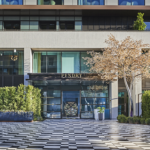 Pendry West Hollywood Hotel & Residences